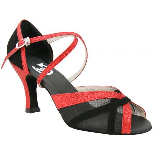 WENDY - black/red